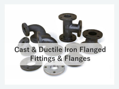 Cast & Ductile Iron Flanged Fittings