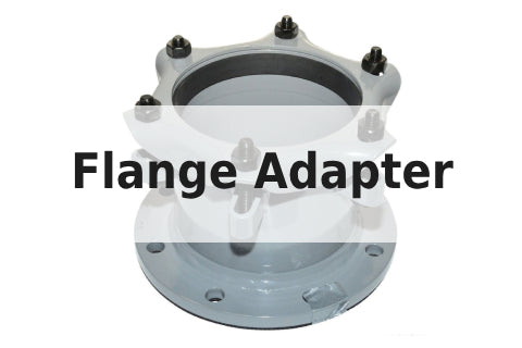 Dresser Flange Adapter