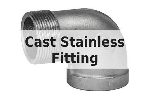 Cast Stainless Fitting