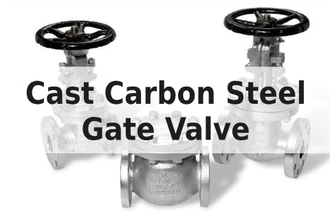 Stockham Cast Steel Valve