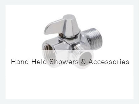 Hand Held Shower