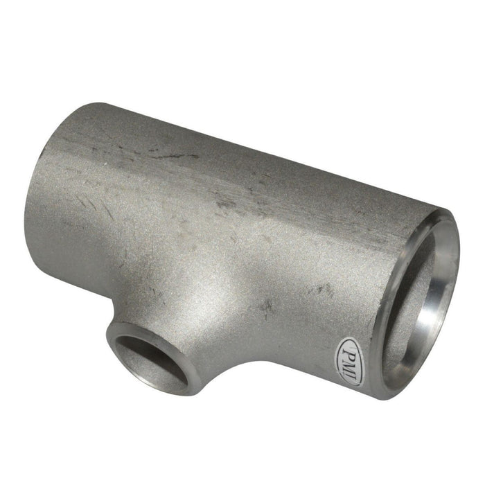 Reducing Tee | Butt Weld Fitting | SS304 Seamless | Import
