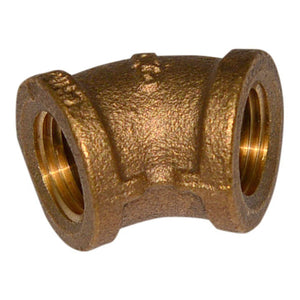 45 Elbow | Bronze | Profile