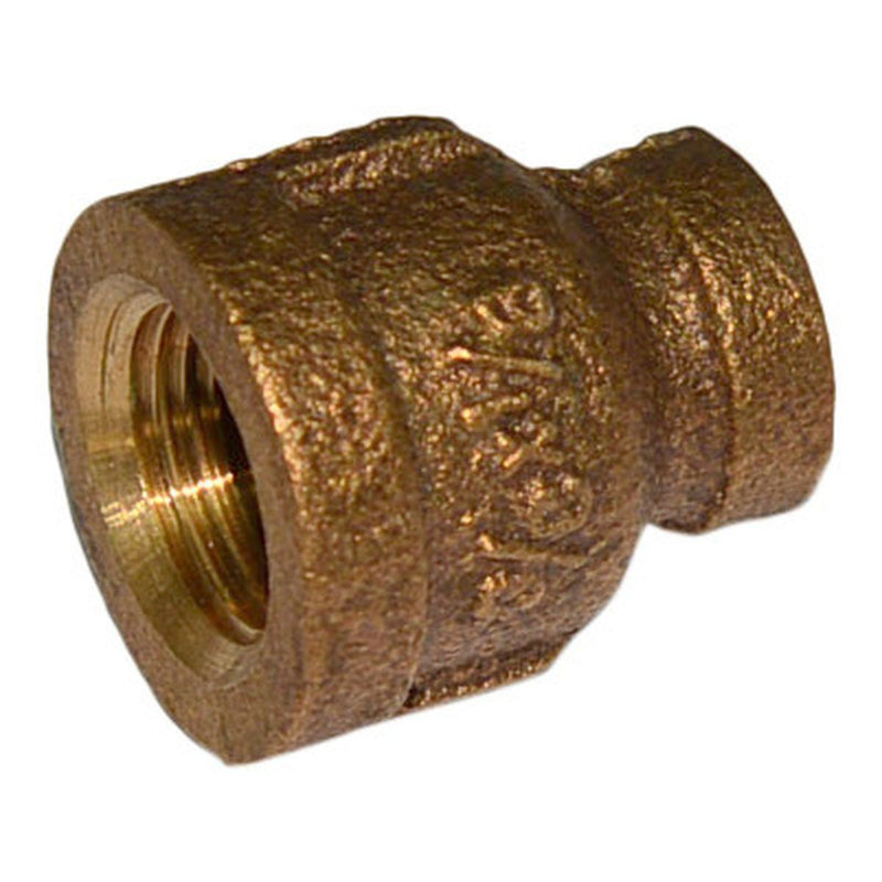 Reducing Coupling | Bronze | Profile