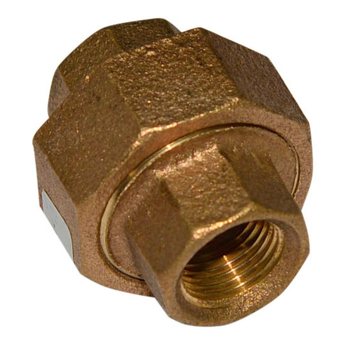 Union | Threaded Fitting | 125# | Bronze