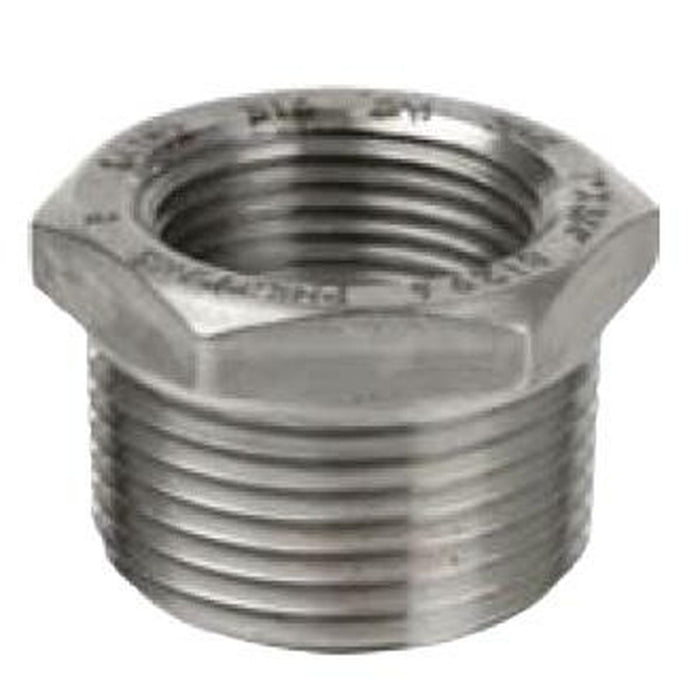 Hex Bushing | Threaded Fitting | 150# | Cast SS304