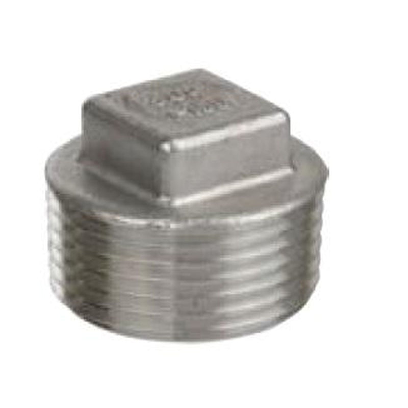 Square Head Plug | SS304 | Profile