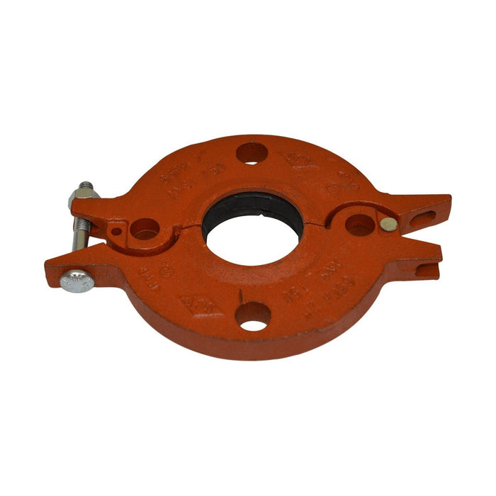Grooved Hinged Flange Adapter