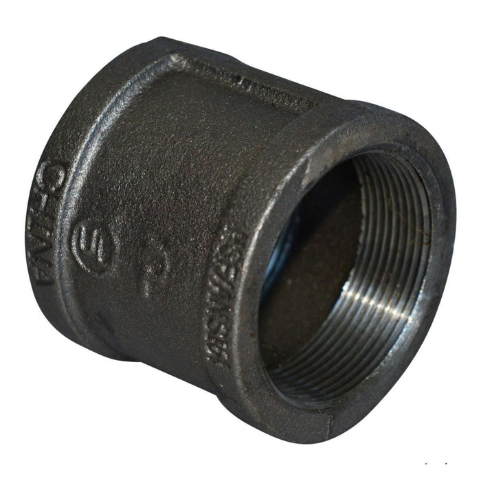 Coupling | Threaded Fitting | Malleable Iron