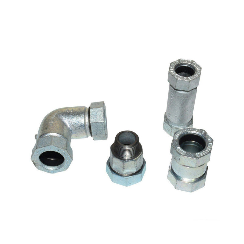 Style 65 Compression Fittings