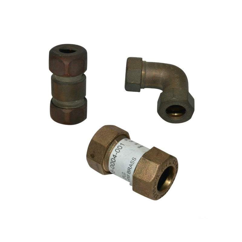 Style 88 Brass Fittings
