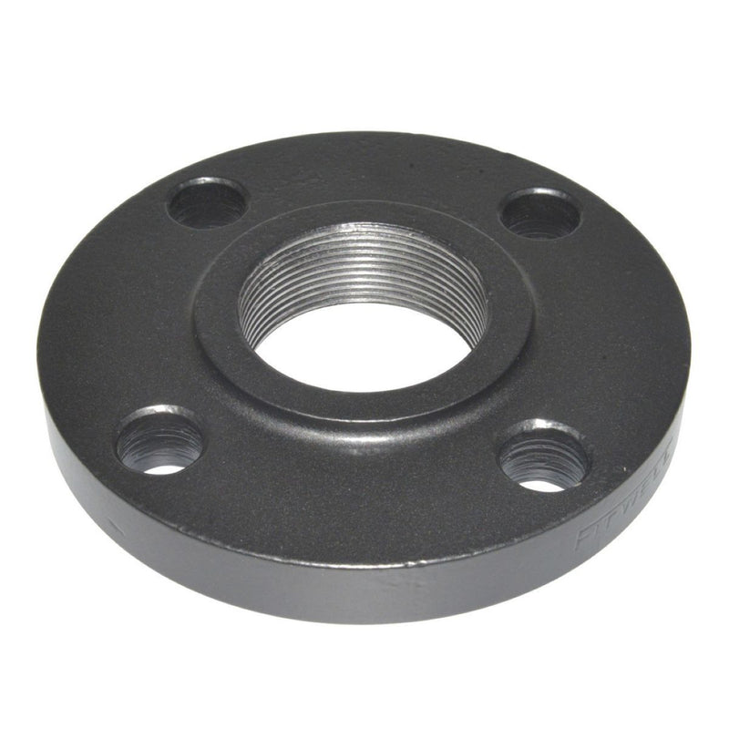 Threaded Flange | A105 | Top
