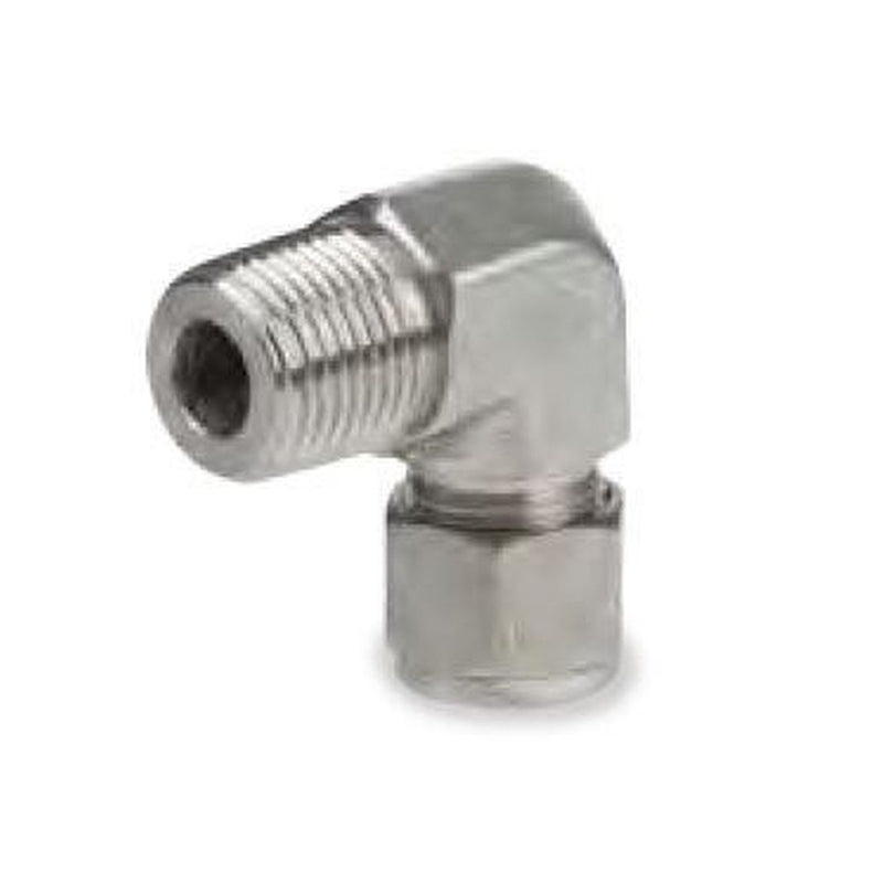 Instrumentation Double Ferrule Elbow