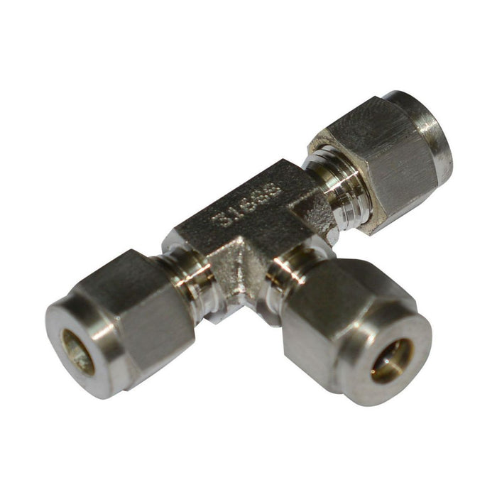 Union Tee Single Ferrule | Fig. SUT | Instrumentation Fittings