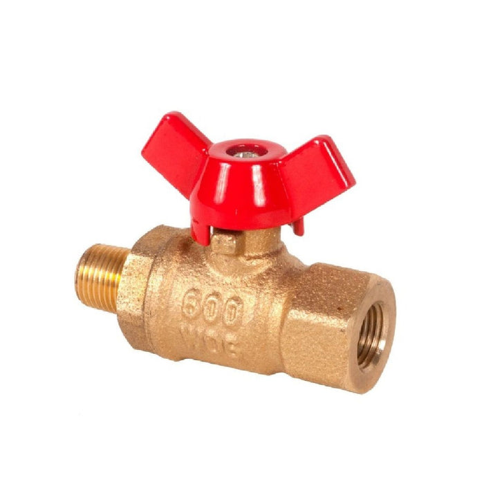 Style 759 | Brass Ball Valve | Full Port | Tee Handle