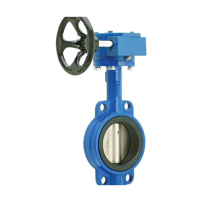 Style B6 | Butterfly Valve | Wafer | Gear
