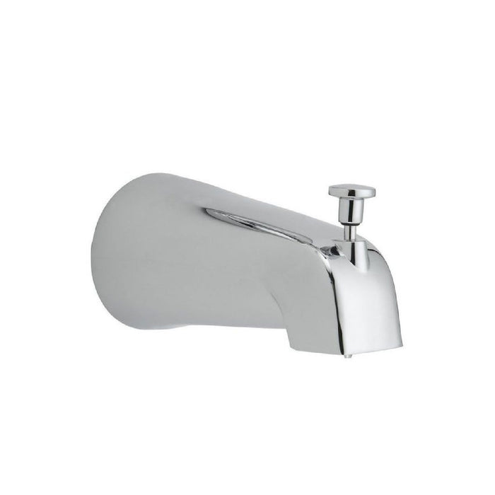 Style BY-756 | Universal Slip on Tub Spout | With Diverter | Chrome