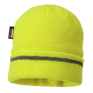 Style B023 Knitted Hat Reflective Trim-4