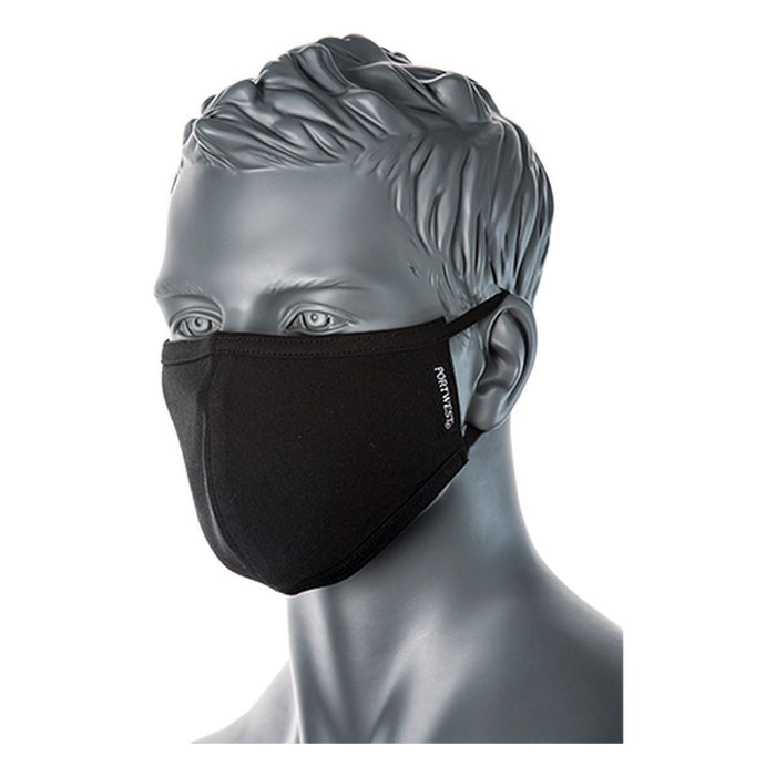 Style CV22 | 2-Ply Anti-Microbial Mask (Pk25)