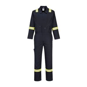 Style F129 Style F129 Enhanced Cotton Coverall-1