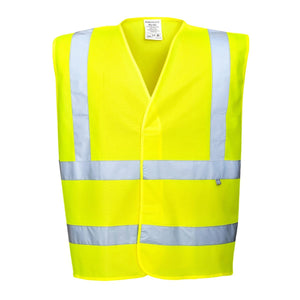 Style FR75 HiVis FR Treated Vest-1