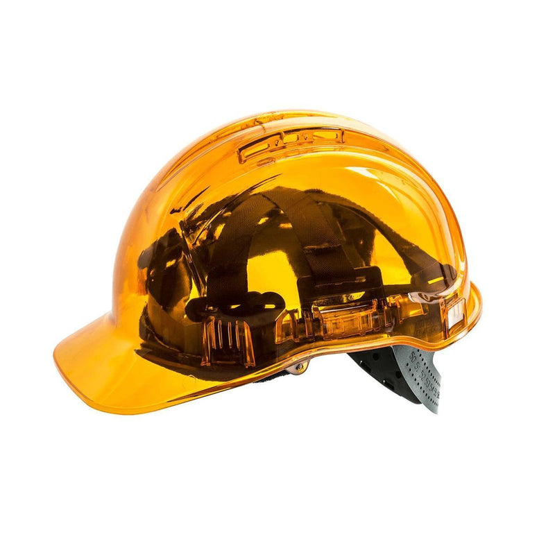 Style PV64 Hard Hat Vented Translucent Electrical Class G 2,200 Volt-3