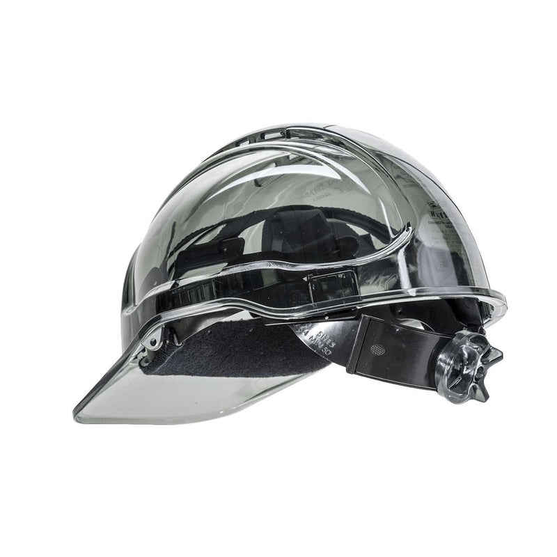Style PV64 Hard Hat Vented Translucent Electrical Class G 2,200 Volt-6