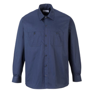 Style S125 Industrial Work Shirt LS-2