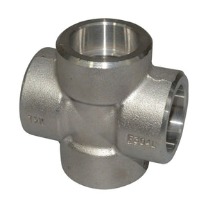 Cross | Socket Weld Fittings | A105 | Profile