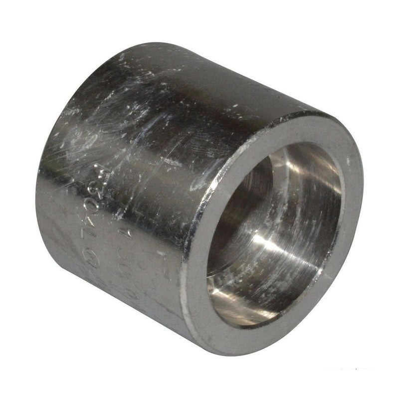 Half Coupling | Socket Weld Fittings | A105 | Profile