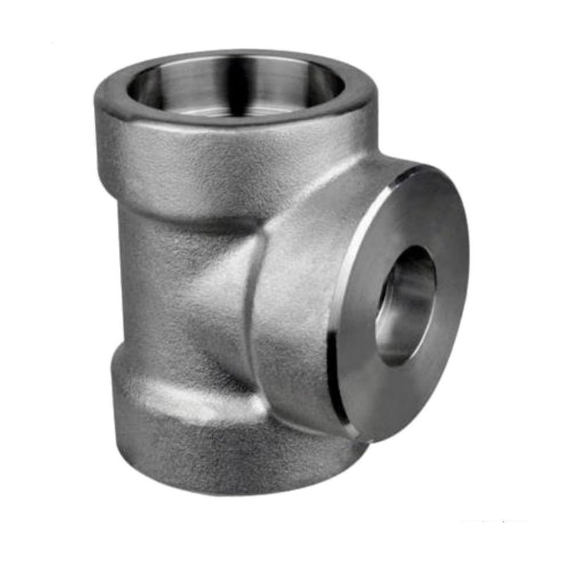Reducing Tee | Socket Weld Fitting | A105 | Profile
