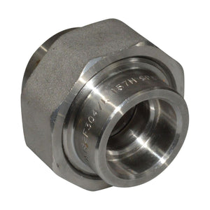 Union | Socket Weld Fittings | A105 | Profile