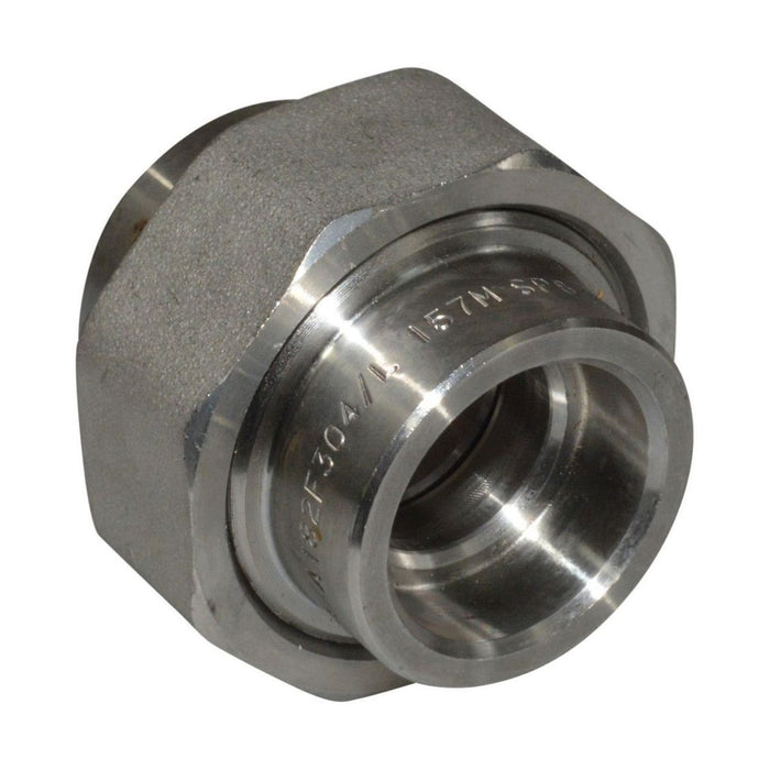 Union | Socket Weld Fitting | SS304 | Import