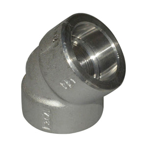 45 Elbow | Socket Weld Fittings | A105 | Profile