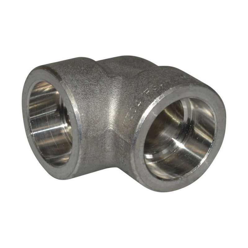 90 Elbow | Socket Weld Fittings | A105 | Profile