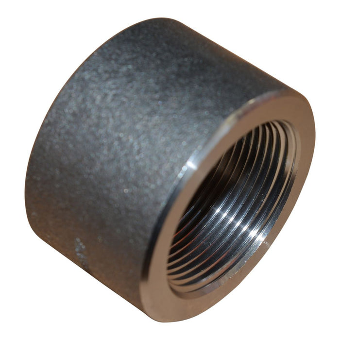 Half Coupling | Threaded Fitting | A105 | Import