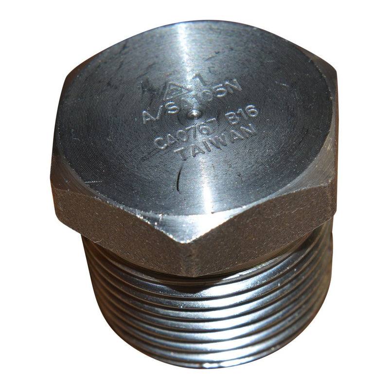 Hex Head Plug | A105 | Profile