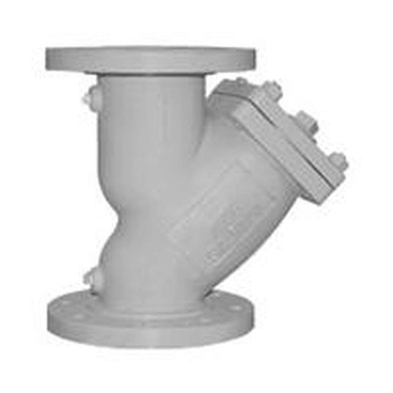 Style 62-CS | Y Strainer | Cast Steel | Flanged