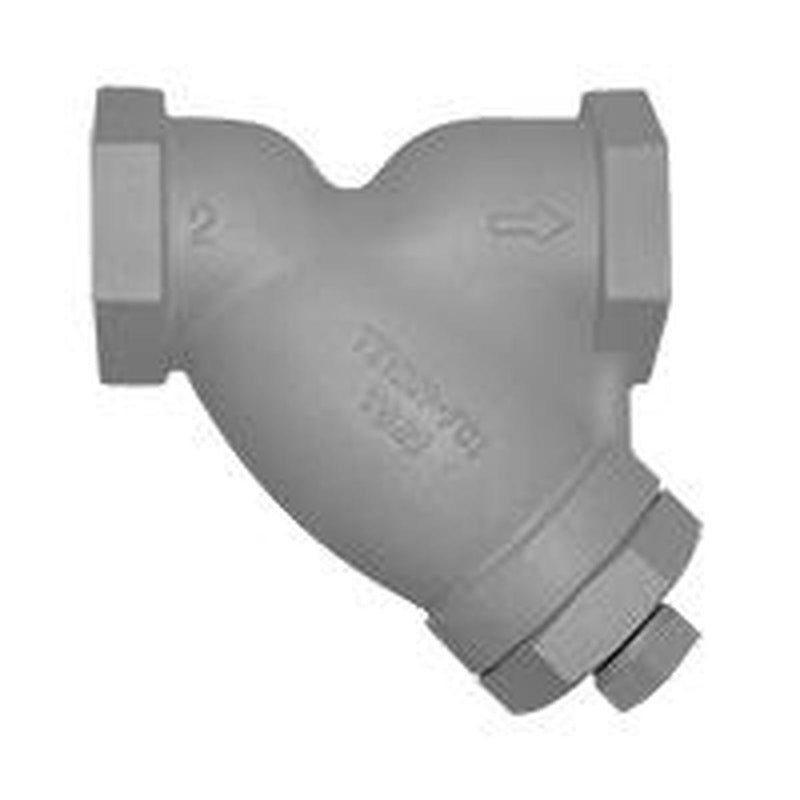 Style 82-CS | Y Strainer | Cast Steel | Socket Weld