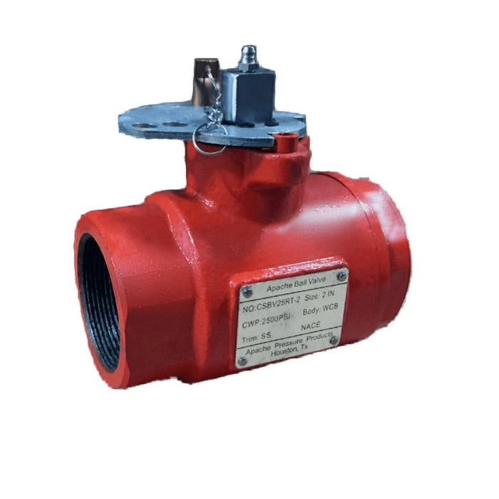 Oil Field Ball Valve | Bolted | Carbon Steel