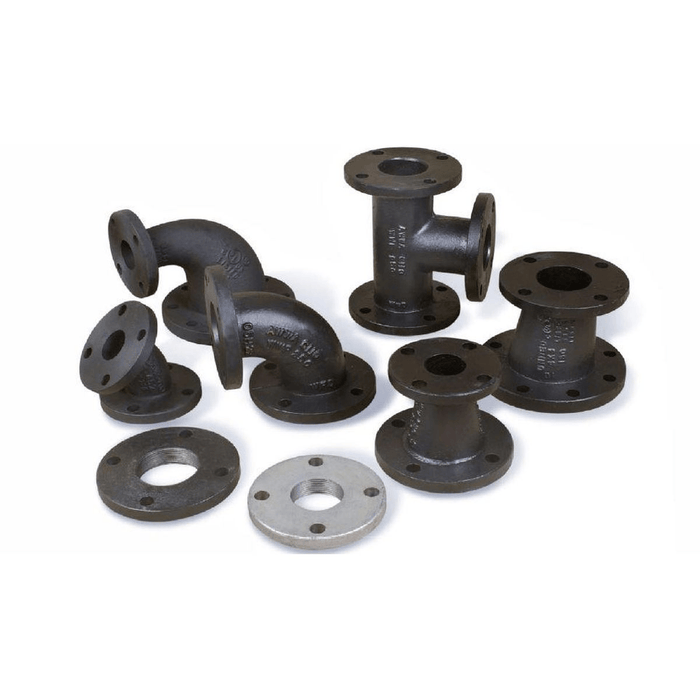 CAST | DUCTILE IRON FLANGED FITTINGS - TEES EXTRA HEAVY
