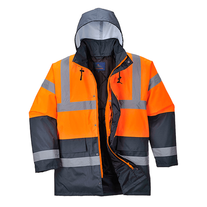 Hi Vis-Contrast Traffic Jacket-Class 32