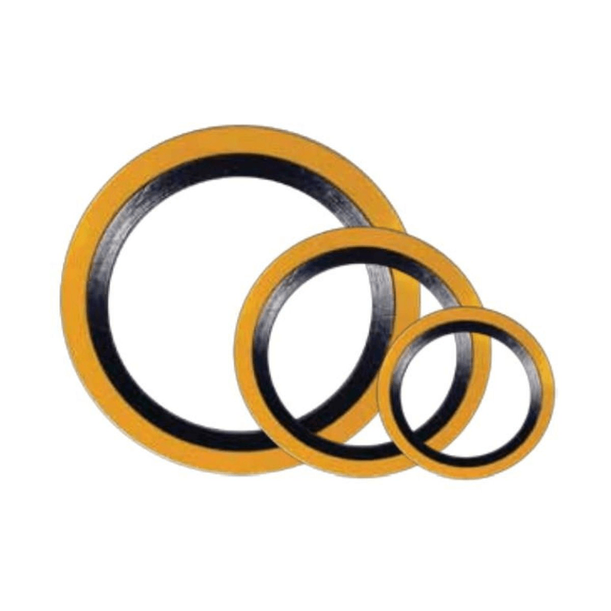 Spiral Wound Gasket-304 Ss-Graphite Filled