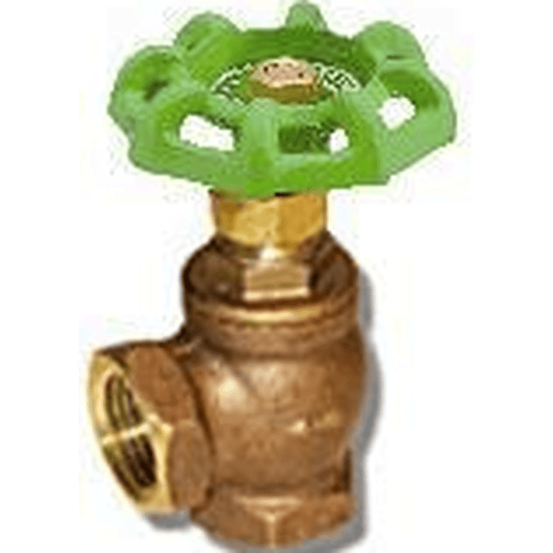 Style 201-Stop Valve-Lead Free-Brass-Angle-Globe Style