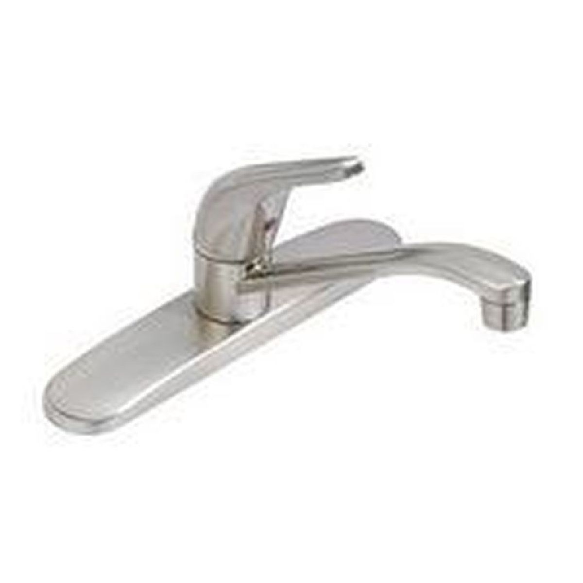 Style Cl 100 Classic Single Handle Kitchen Faucet Stailess Ste