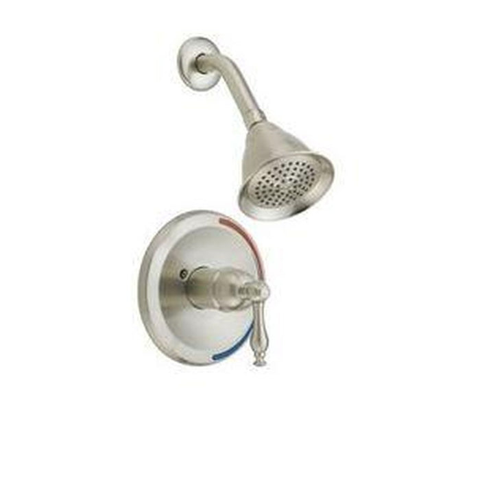 Style PA-720 | Portia | Single Control Shower Trim | Brushed Nickel