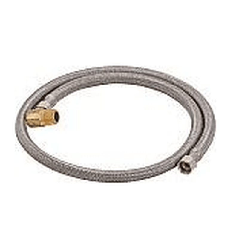 Style Ssdw-Supply Connector-Lead Free-Braided Stainless Steel-Dishwasher-90 Elbow