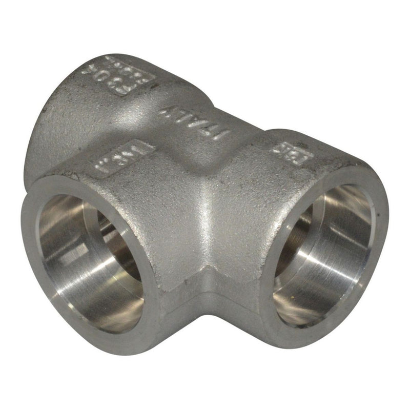 Tee | Socket Weld Fittings | A105 | Profile
