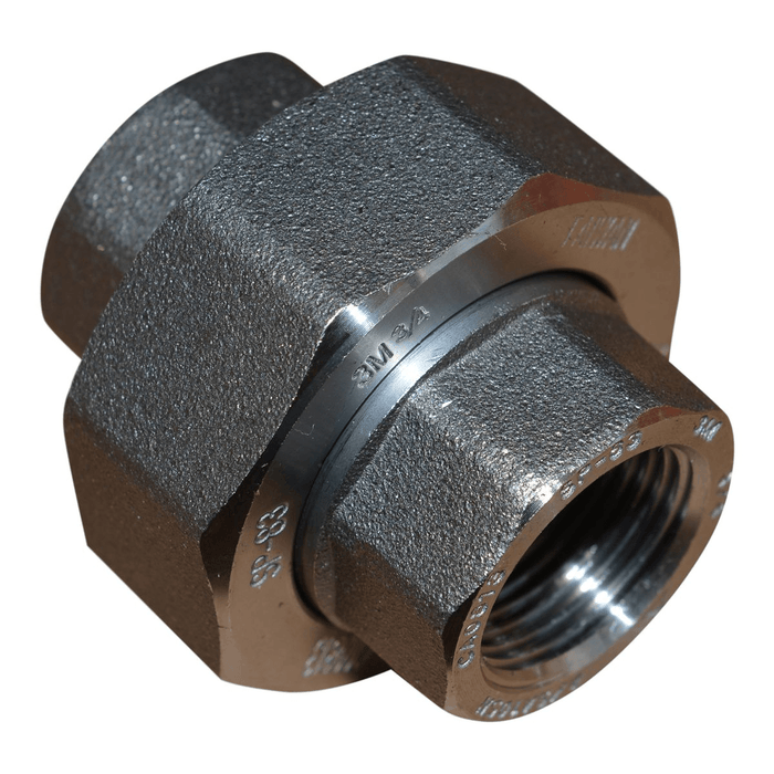 Union | Threaded Fittings | A105 | Domestic