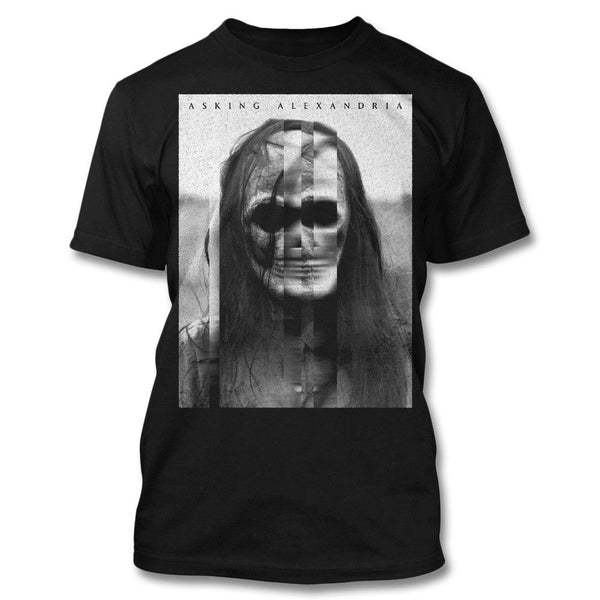 The Girl T-shirt - Asking Alexandria Official Store